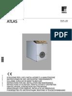 ATLAS Manual Instrucciones