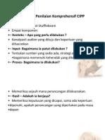 Penilaian Model CIPP