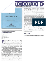 [ITA] - Seicorde - Review on Sonata I by Evgeny Baev