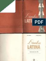 Latina clasa VIII 1986