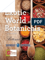 Exotic Botanicals 2014