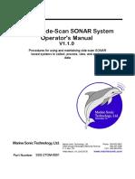 Towed-System Operators Manual V1.1.0