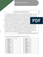 Ficha de Gramatica 1