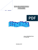 Ensayo Economia Sielibeth Duran