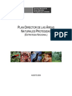 Plan Director de ANP del Perú