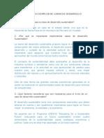 Actividad 1 Foro Ejemplos de Casos de Desarrollo Sustentable