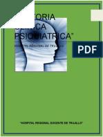 Historia Clinica Psquiatria.... Final (1)