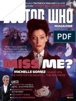 Doctor Who Magazine 480