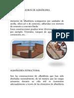 Muros de Albañileria