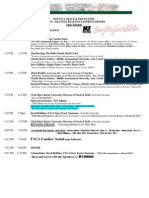 FACA -Track Clinic Schedule -2015-with bios (1).docx