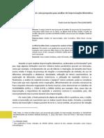 So What de Miles Davis - Uma Proposta Para Análise de Improvisação Idiomática (Paulo Tiné, Unicamp) [Artigo]