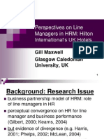 Perspectives Online Managers in Hr m
