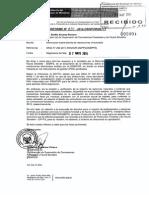 Informe de Osinfor sobre las acciones de serfor respecto a los consultores forestales