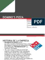 DOMINO'S PIZZA.pptx