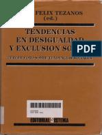 Tendencias en Desigualdad y Exclusión Social- JF Tezanos, III Foro.