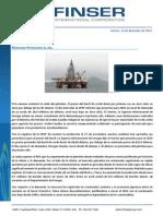 Reporte Del Petroleo Diciembre 2014