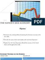 1401 - the nations sick economy