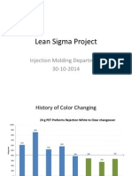 Lean Sigma Project Presntation