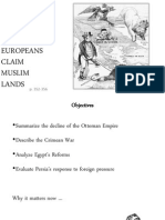 1103 europeans claim muslim lands