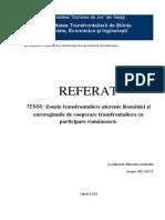 referat drept euroregional