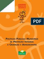 Caderno de Politicas Publicas Municipais