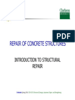 CE 555 - L25-27- Structural Concrete Repair