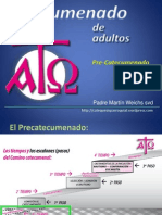 03 Catecumenado Precatecumenado 2012
