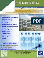 GNIPST Bulletin 40.2