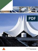 Membrane PVC Sika