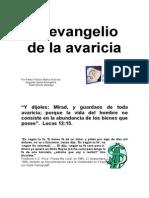 LA Avaricia