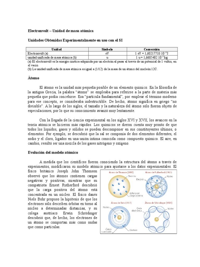 Conceptos de Radioactividad