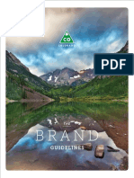 Colorado Brand Guidelines