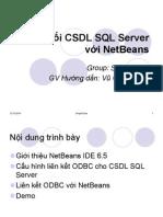 Kết nối CSDL
