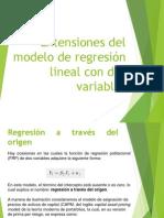 6.- Extensiones del modelo de regresión lineal con dos variables.pptx