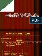 Trastorno de deficit de atención e hiperactividad (TDAH) 02