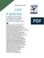 Fernando Silveira e NEGOCIAÇÃO (entrevista)