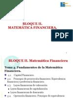 Bloque Financiera Curso 14-15 GRADO COMERCIO
