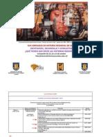 Programa XVII Jornadas de Historia Regional de Chile 2014