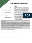 Effects Industry Worksheet