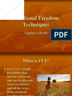 Emotional Freedom Techniques Powerpoint2 Nov 11