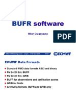 14ecmwfbufr Software