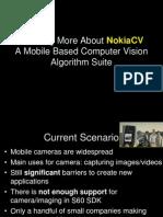 Nokia Cv Informational Slides