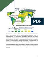 4.3 Biomas de La Tierra