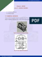 Parris Gear Design Example