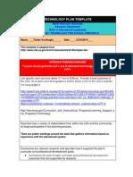 turker korekoglu technology plan educ 5321