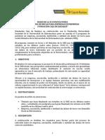 Bases II Convocatoria Becas Fundación Caja de Badajoz_ CB II
