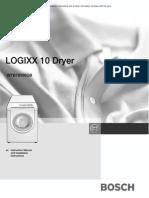 Bosch Dryer Manual