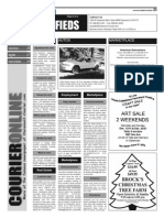 Claremont COURIER Classifieds 12-12-14