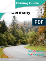 Germany Travel and Driving Guide