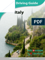 Italy Travel and Driving Guide
